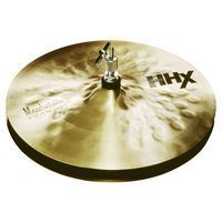 "Sabian 13"" Manhattan Jazz Hats HHX"