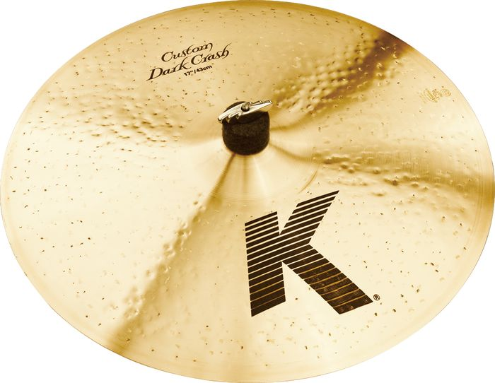 ZILDJIAN 16` K` CUSTOM DARK CRASH