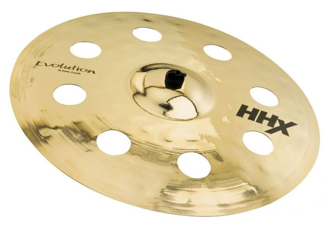 "Sabian 18"" (Evolution) O-Zone Crash HHX"