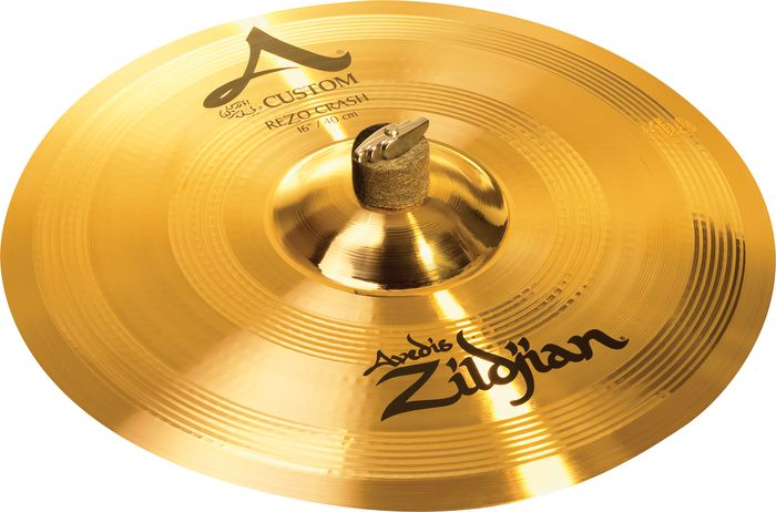ZILDJIAN 17` A` CUSTOM REZO CRASH