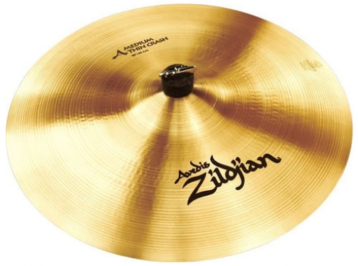 ZILDJIAN 16` A` Medium Thin Crash