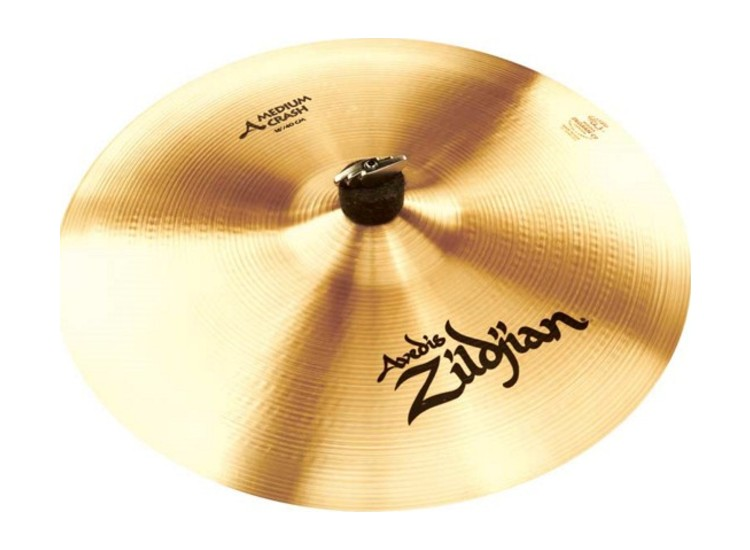 ZILDJIAN 16` A` MEDIUM CRASH