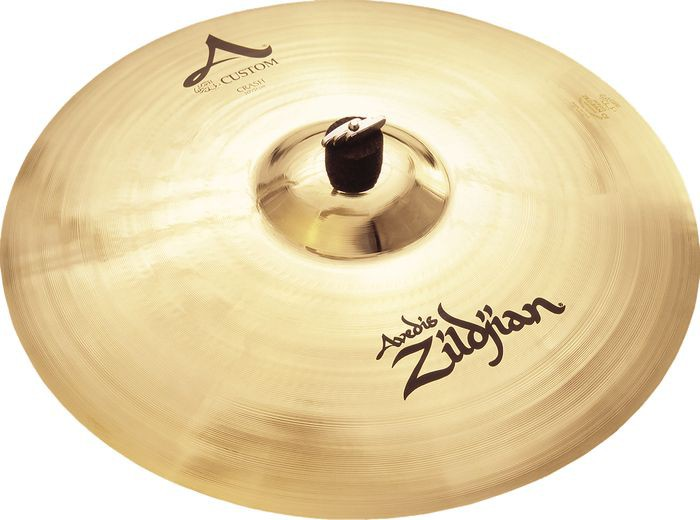 ZILDJIAN 18` A` CUSTOM CRASH