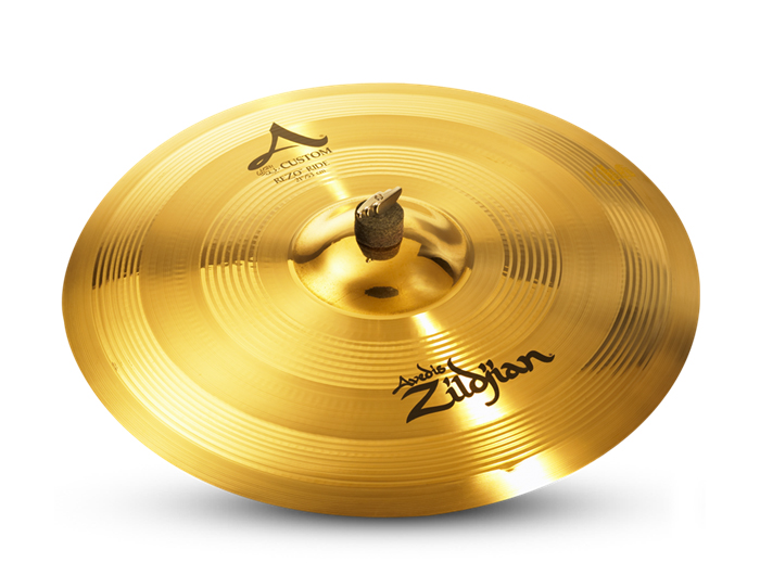 ZILDJIAN 21` A` CUSTOM REZO RIDE