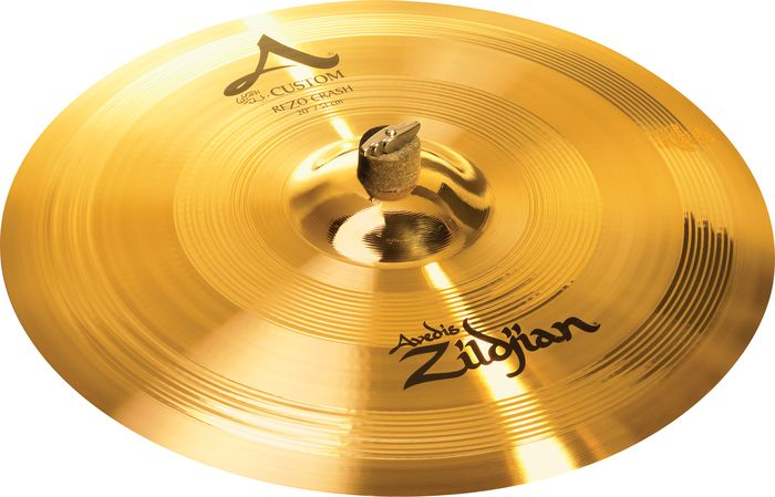ZILDJIAN 20` A` CUSTOM REZO CRASH
