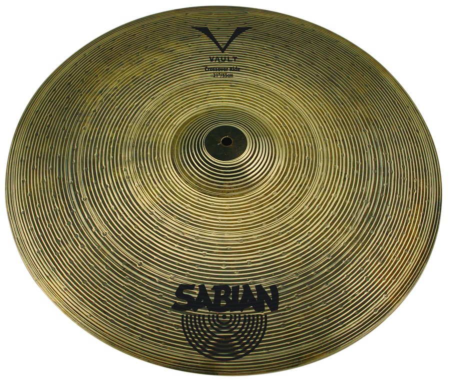"Sabian 21"" Crossover Ride HH"