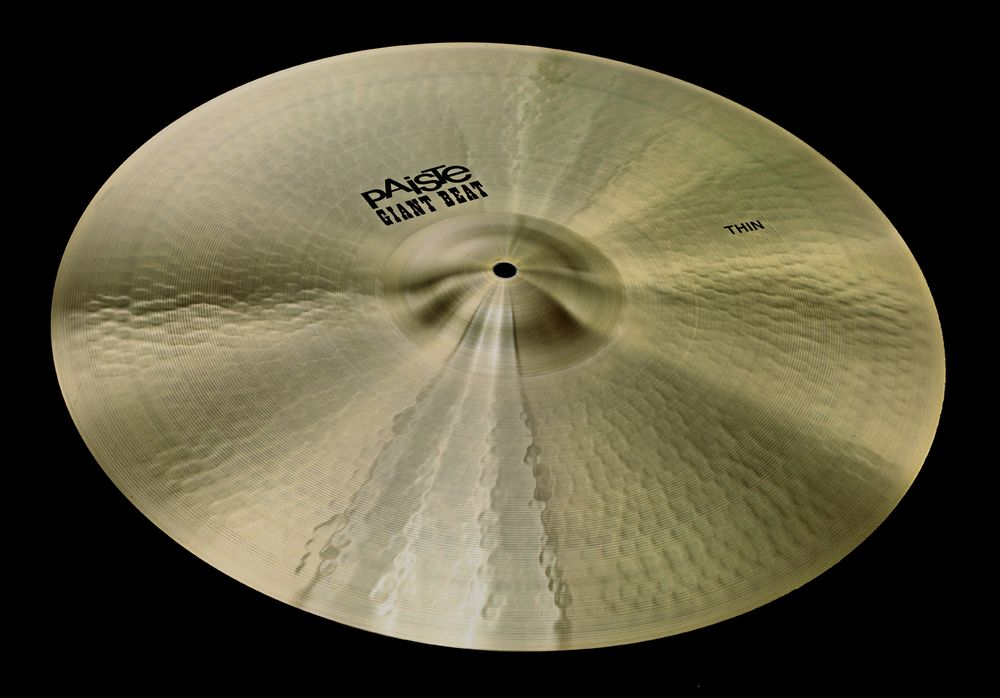 "Paiste 20"" Thin Giant Beat"