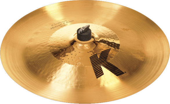 ZILDJIAN 17` K` CUSTOM Hybrid China