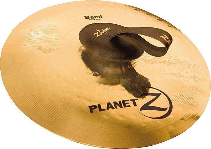 ZILDJIAN 14` PLANET Z BAND PAIR