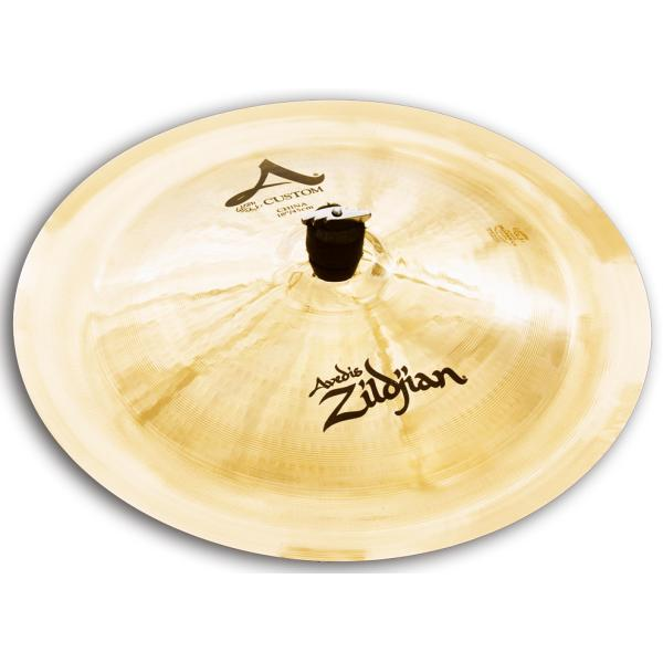 ZILDJIAN 20` A` CUSTOM CHINA
