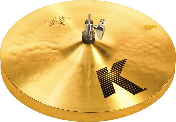 ZILDJIAN 14` K` Light Hi Hat