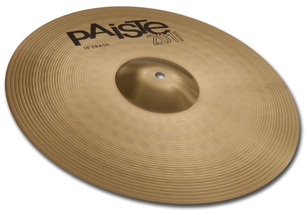 "Paiste 18"" Crash 201 Bronze"