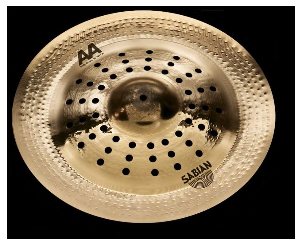 "Sabian 19"" Holy China AA"