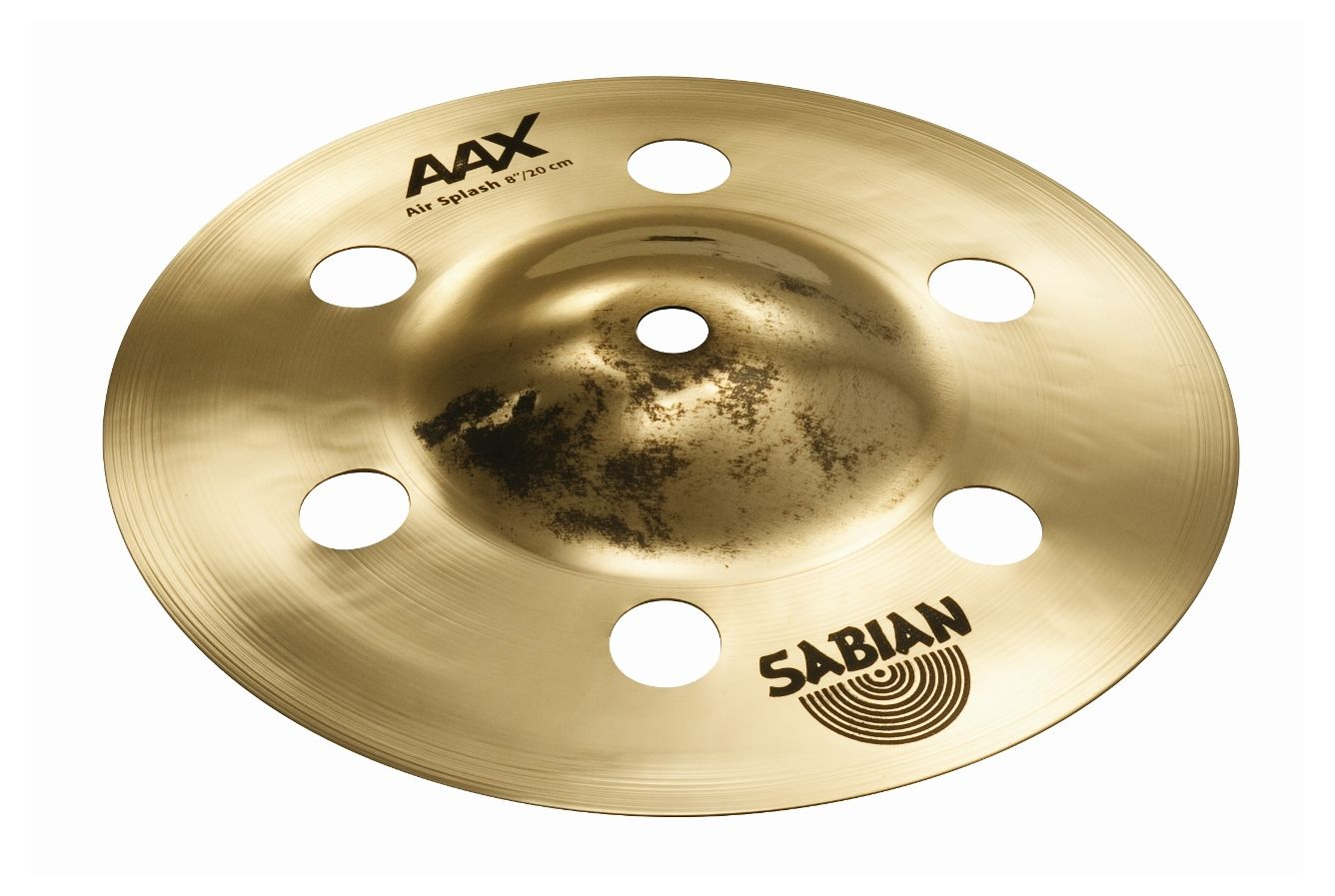 "Sabian 08"" Air Splash AAX"