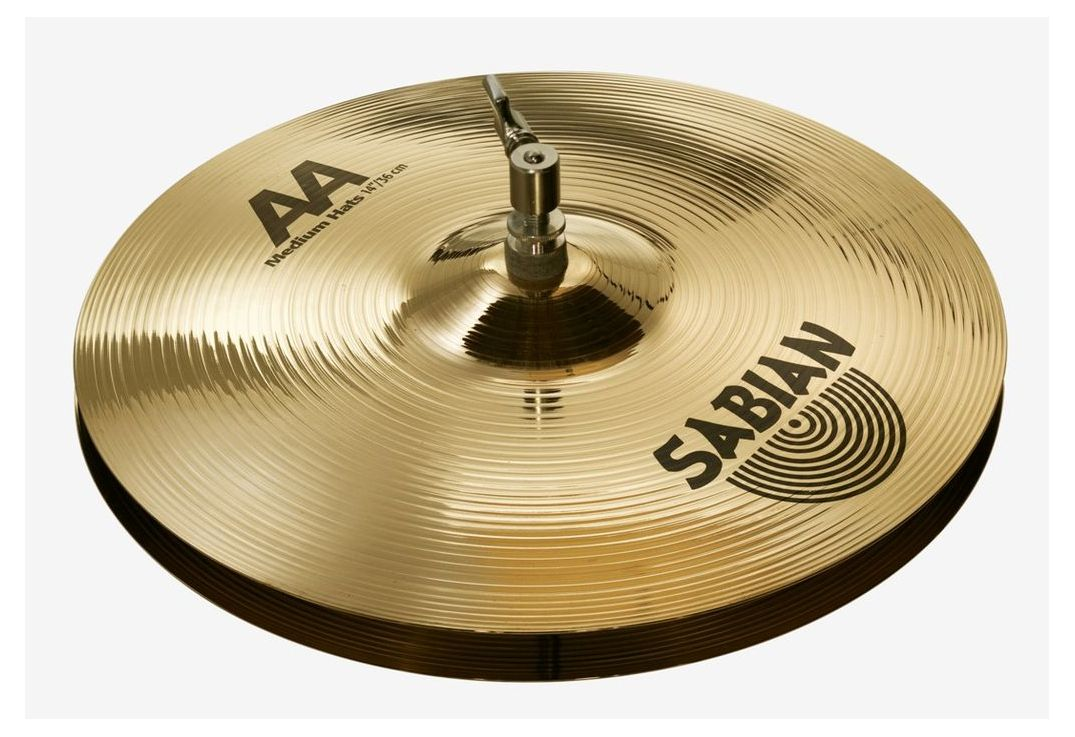 "Sabian 14"" Medium Hi-Hat AA"