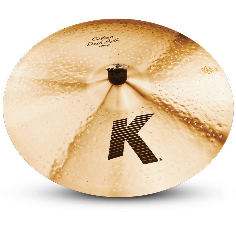 ZILDJIAN 22` K` CUSTOM DARK RIDE
